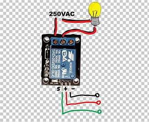Wiring Diagram Arduino Relay
