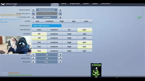 Game/fortnite Pc Graphic Settings | Fortnite News and Guide