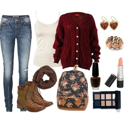 I Love This Style soo Much u0026#39; Sweet girl Vintage Decent teen fashion outfit | College ...