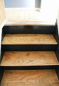 l39escalier avant apres tete d39ange With peindre son escalier en blanc 11 peindre son carrelage sol et prix peinture carrelage