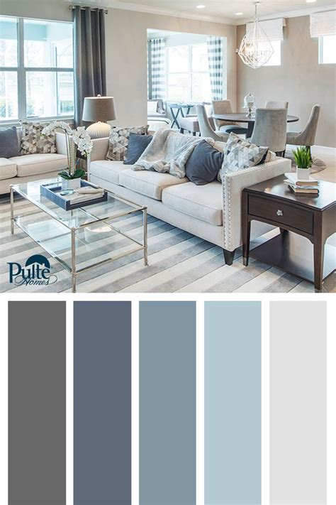 brown living room furniture summer colors and decor inspired by coastal living create