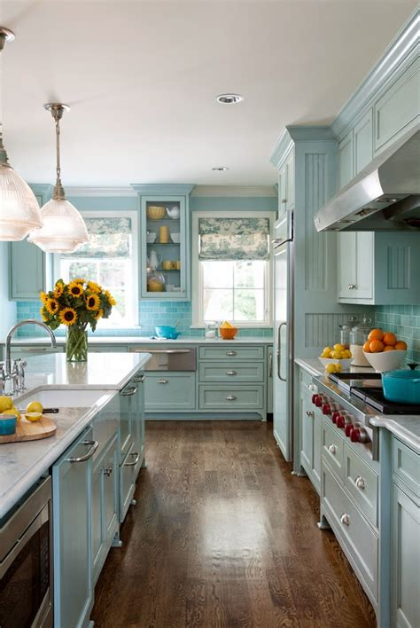 turquoise kitchen decor ideas budget tips for re decorating your kitchen