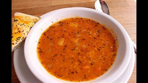tuerkische brautsuppe ezogelin beruehmte tuerkische suppe