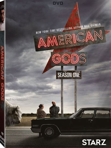 american gods dvd release date