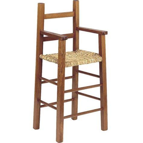 siege pour chaise haute en bois chaise haute enfant bois foncé la vannerie d 39 aujourd 39 hui