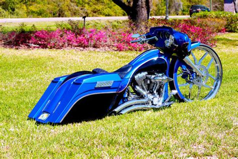 Harley Davidson Custom Bagger