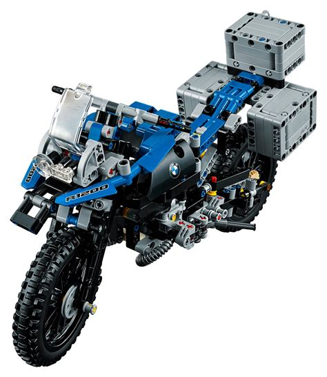 Lego Technic Bmw R 1200 Gs Adventure 42063 Press Release