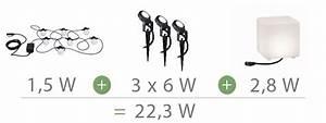 Trafo Berechnen : paulmann gartenbeleuchtung system im test hier lesen ~ Themetempest.com Abrechnung
