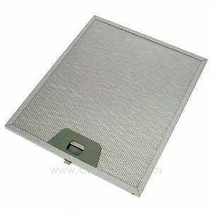 Hotte Avec Filtre : c00079688 filtre graisse m tal 220x260 mm de hotte ~ Premium-room.com Idées de Décoration