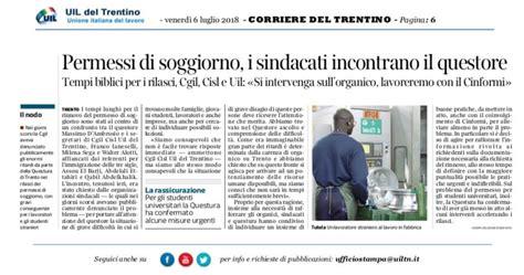 Questura Di Trento Permessi Di Soggiorno by Questura Di Trento Permessi Di Soggiorno Theedwardgroup Co