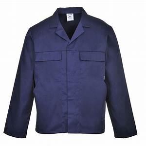 Blouson De Travail Homme : blouson travail homme polyester coton teinture de qualit ~ Voncanada.com Idées de Décoration