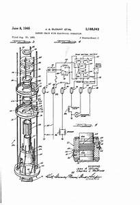 Patent Us3188043 - Barber Chair With Electrical Operation