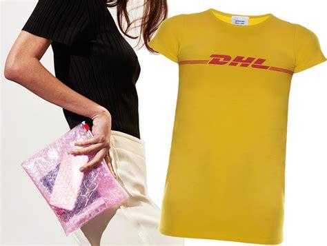 T-shirt Dhl, Prezzo E Dove Comprarla