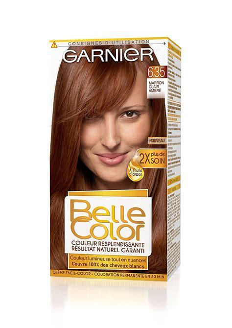 couleur de cheveux marron coloration caramel broux