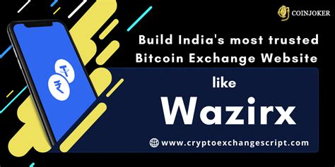 Bitcoin is slowly beginning to achieve its totally developed kind. Build-your-own-p2p-bitcoin-exchange-website-like-wazirx ...