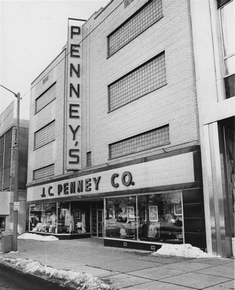 hals flooring jackson mi peek through time j c penney co joined lengthy list of downtown jackson department stores in