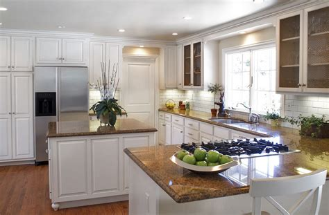 brown cabinets with white countertops brown kitchen cabinets to white quicua com