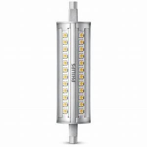 ampoule led philips r7s 14 w plan it With carrelage adhesif salle de bain avec tube r7s led