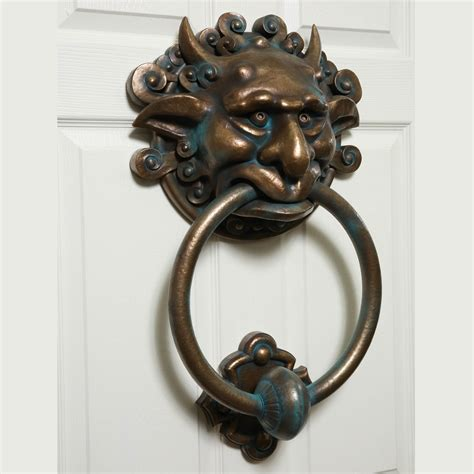 labyrinth door knockers scaled replicas  chronicle