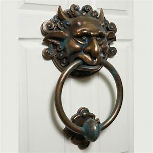 Labyrinth, -, Door, Knockers, Scaled, Replicas, By, Chronicle, Collectibles, -, The, Toyark