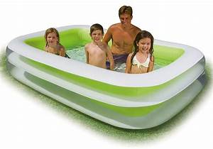 Neu Swimming Pool : intex 56483np swim center family pool 262 x 175 x 56 cm neu ovp ebay ~ Markanthonyermac.com Haus und Dekorationen
