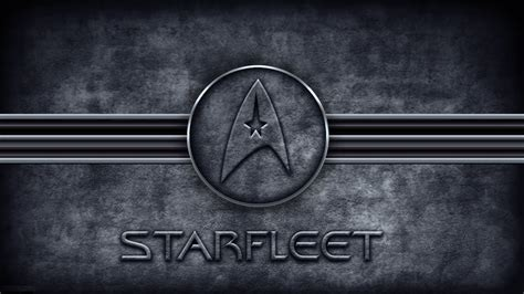 logo star trek wallpapers pixelstalknet