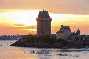 Dinard Saint Malo : saint malo dinard randonn e p destre en bretagne cit ~ Mglfilm.com Idées de Décoration