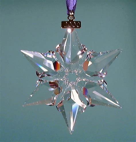 swarovski swarovski 2000 christmas ornament 243452