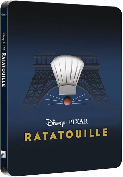 ratatouille  includes  version zavvi exclusive