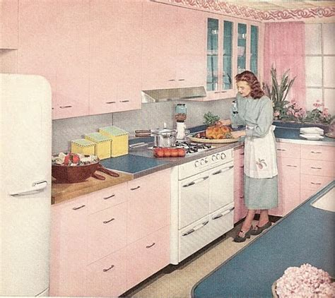 1950's Kitchens And Some Bathrooms, Too  Retro Renovation