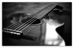 Guitar 4K HD Desktop Wallpaper for 4K Ultra HD TV • Wide ...