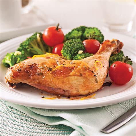 cuisine poulet cuisses de poulet à l 39 estragon et citron soupers de