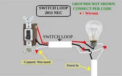 two lights two switches one power source doityourself
