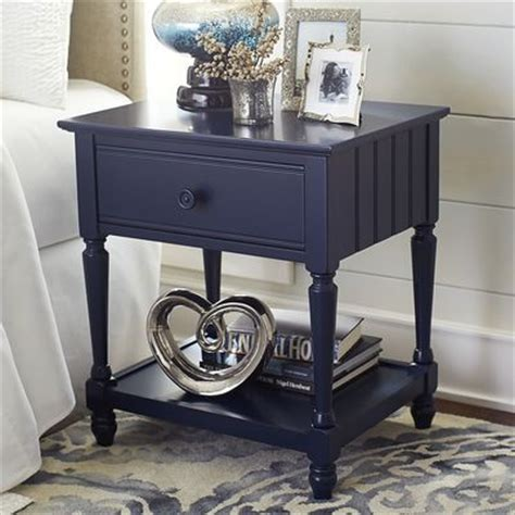 Navy Blue Nightstand Blue Distressed Nightstand Theme One. Contemporary Desk. British Colonial Decor. Geometric Mirror. Gray Cabinets. Driveway Lighting Ideas. Japanese Platform Beds. Modern Pedestal Dining Table. Car Decking