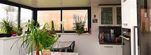 veranda cuisine maisonreveclub With idee deco maison neuve 7 vie et veranda stylisme pour prises de vues et relooking