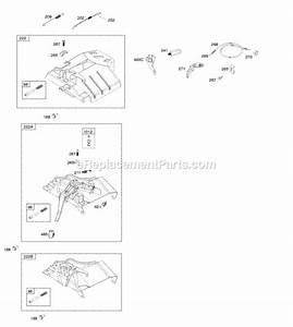 Horizontal Shaft Briggs Stratton Carburetor Diagram Pictures To Pin On Pinterest