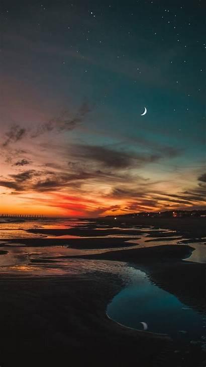 Sky Pozadina Night Iphone