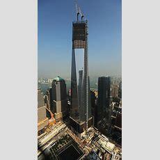 One World Trade Center Construction Progress  The Atlantic