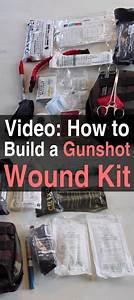 How To Build A Gunshot Wound Kit