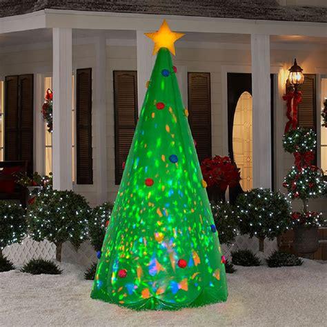 shop 8 005 ft x 3 675 ft lighted christmas tree christmas