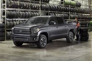 Restyled 2018 Toyota Tundra & Sequoia Gain New TRD Sport