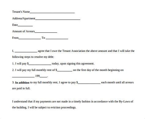 sample payment agreement  documents   google