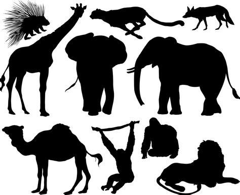 kudu silhouettes etsy tier silhouette afrikanische