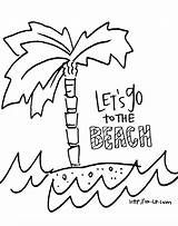 Summer Beach Coloring Sure Fun Keep Busy Printable Go Activity Word Illustrated sketch template