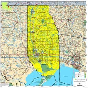 Tangipahoa Parish Louisiana Map