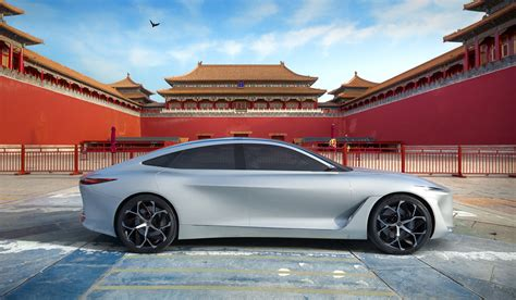 2020 Infiniti Electric by Infiniti Confirms Electrified Sedan Based On Q Inspiration