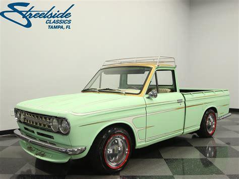 Datsun 521 For Sale by 1972 Datsun 521 Streetside Classics The Nation