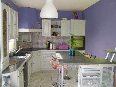 peinture table cuisine cuisines eleonore d 233 co