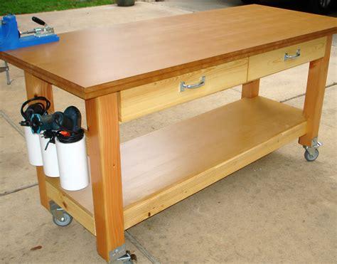 roll up table plans download diy rolling workbench pdf diy carport plans