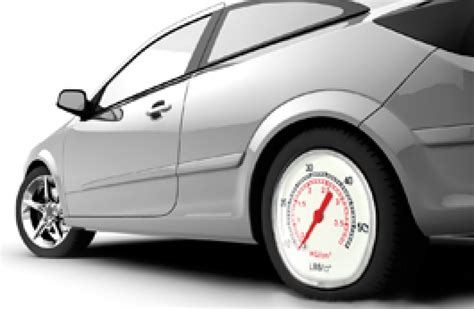 Make Sure Your Tyres Are At The Right Pressure